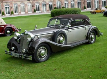 Horch 853 Sport-Cabriolet