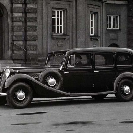 Horch 951 Pullman-Limousine