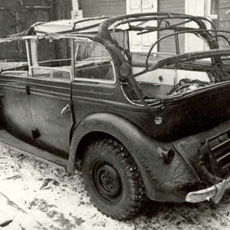 Horch 830 BL Pullman Cabriolet кузовное ателье Karl Baur