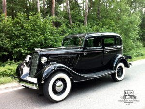 ГАЗ М-1 1938 года