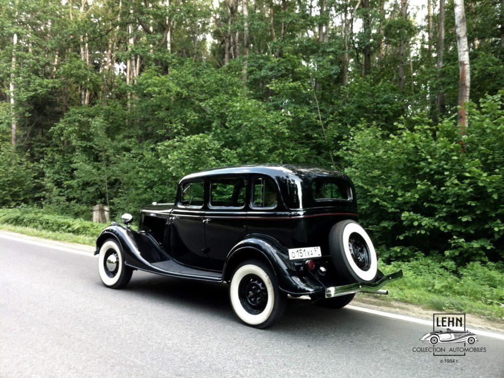 ГАЗ М-1 1938 фотография