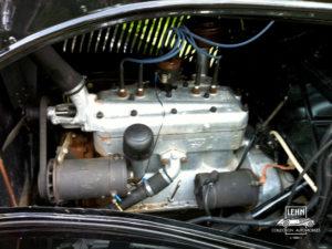 Двигатель знаменитой коллекционной Эмки 1938 года