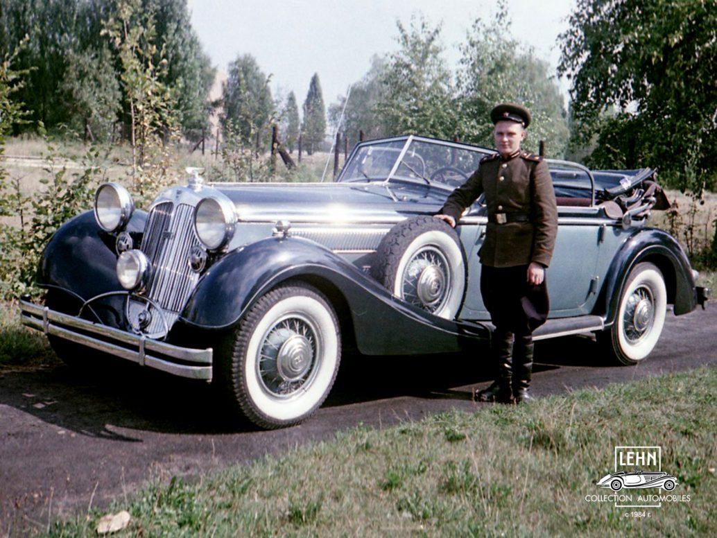 Horch 853 1936 фотография