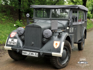 Horch 901 Typ 40 kfz.16 1941 года