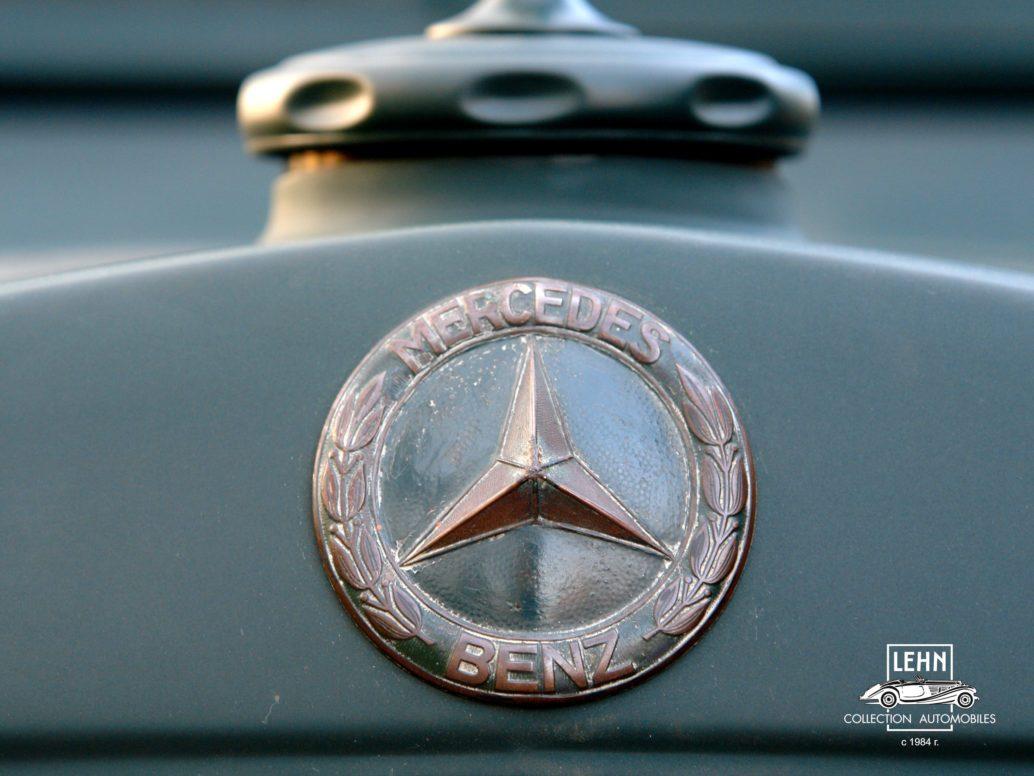 Mercedes-Benz L1500A 1941 фотография