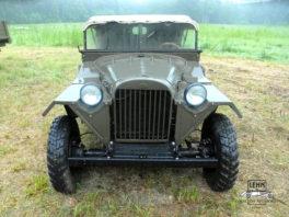 ГАЗ 67 1943 года - характеристики, цена, купить в России