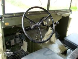 ГАЗ 67 1943 года - приборная панель