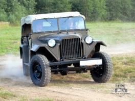 Технические характеристики ГАЗ (GAZ) 67 1943 года