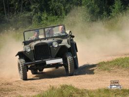 Автомобиль ГАЗ 67 1943 года - технические характеристики