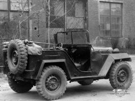 ГАЗ-67 — цена, описание, фото, характеристики