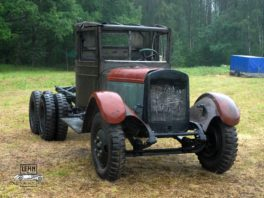 Реставрация коллекционного автомобиля ЗИС 6 1938 года выпуска