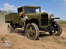 ГАЗ-ММ (полуторка) 1942 года - характеристики, цена, купить в России