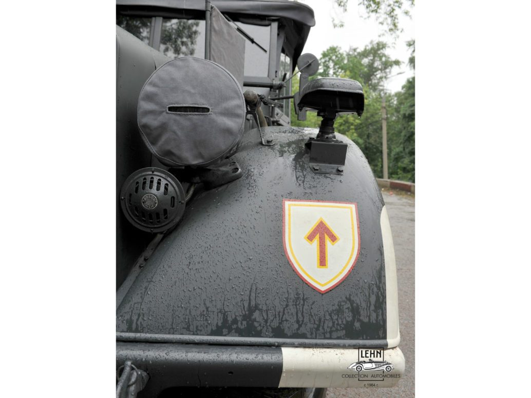 Horch 901 Typ 40 kfz.16 1941 фотография