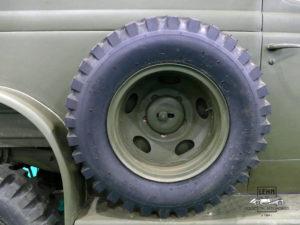 Dodge WC-17 1941 года - запаска
