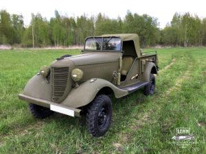 Коллекционный автомобиль ГАЗ 61-416 1941 года выпуска