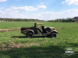 ГАЗ 61-416 1941