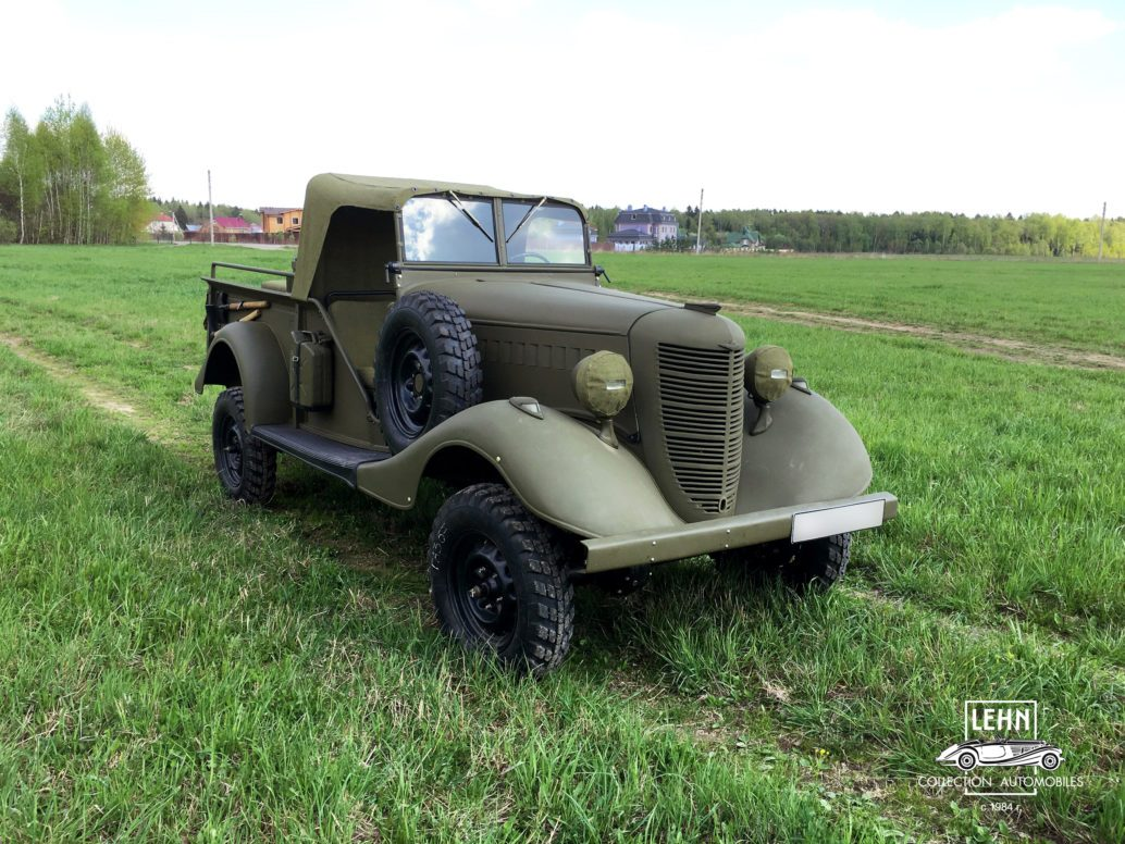 ГАЗ 61-416 1941 фотография