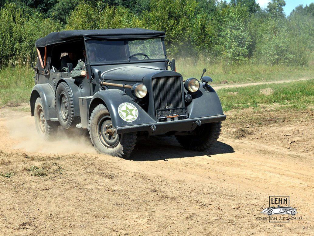 Horch 901 Kfz.15 1939 фотография