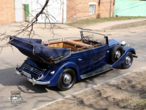 Horch 830 BL 1939