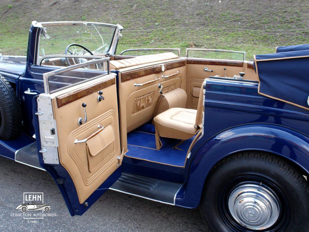 Horch 830 BL 1939 фотография
