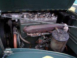 Latil M7 T1 1939 года - под капотом