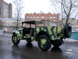 Latil M7 T1 1939 года - реставрация, ремонт и обслуживание
