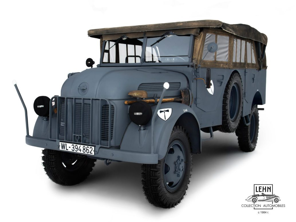 Steyr 2000A 1944 фотография