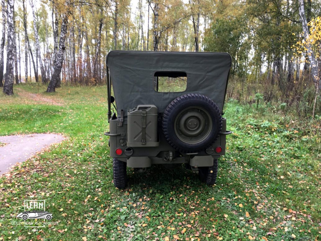 Willys MB 1943 фотография