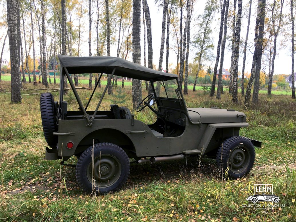 Willys MB 1943 фотография