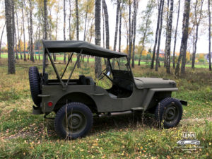 Характеристики Willys MB