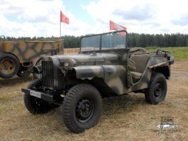 ГАЗ 64 1941 года - цена, описание, фото, характеристики