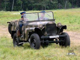 ГАЗ 64 1941 года - реставрация, ремонт и обслуживание