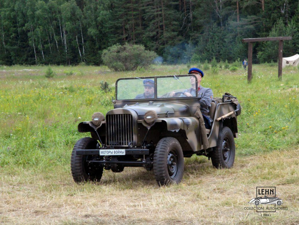 ГАЗ 64 1941 фотография
