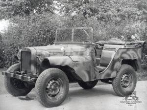 ГАЗ 64 1941 года - старые фотографии