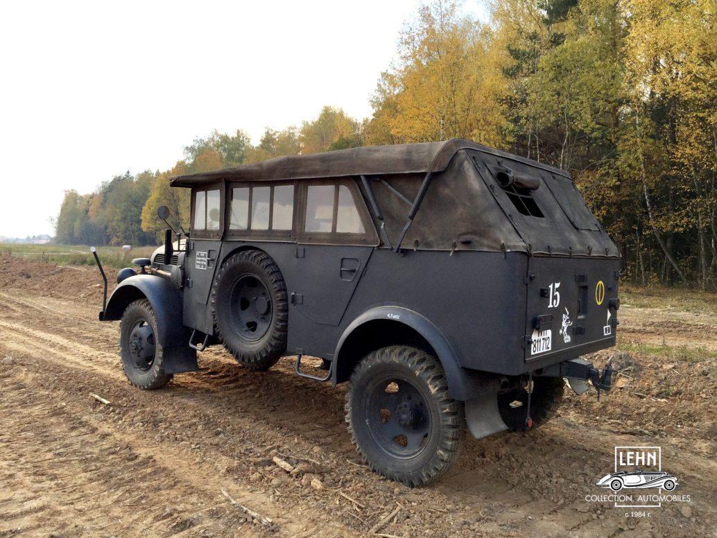 Steyr 1500A 1943 фотография