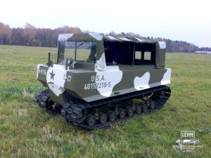 Weasel M29 1944 года