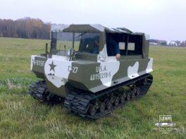 Weasel M29 1944 года - характеристики, цена, купить в России