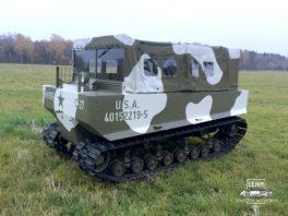 Технические характеристики - Weasel M29