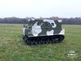 Weasel M29 1944 года - реставрация военной техники США