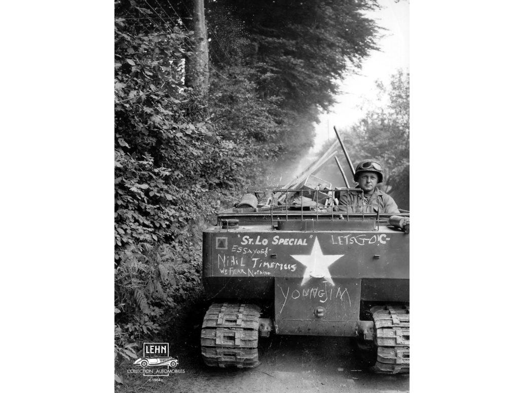 Weasel M29 1944 фотография