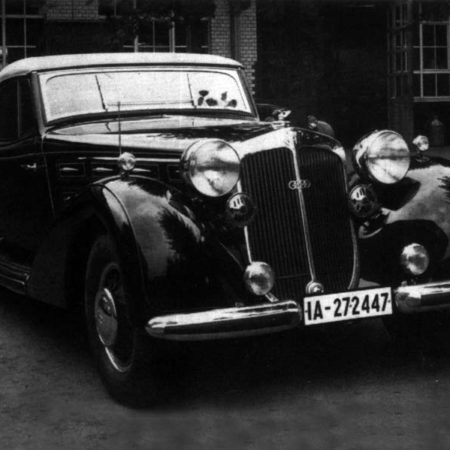 Horch 853A Sport-Cabriolet
